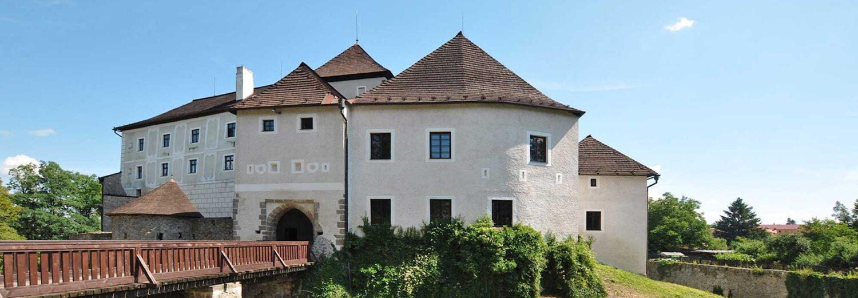 Hrad Nové Hrady – Burg Gratzen