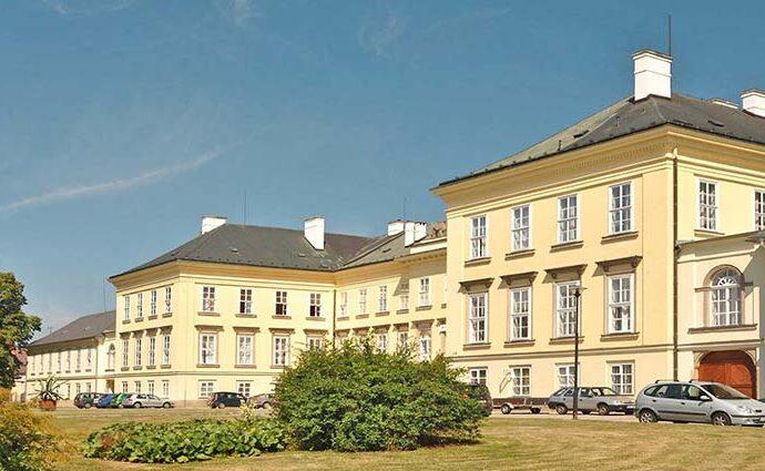 Zamek Nove Hrady