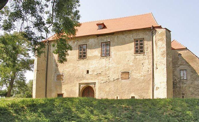 Die Burg Zuckenstein